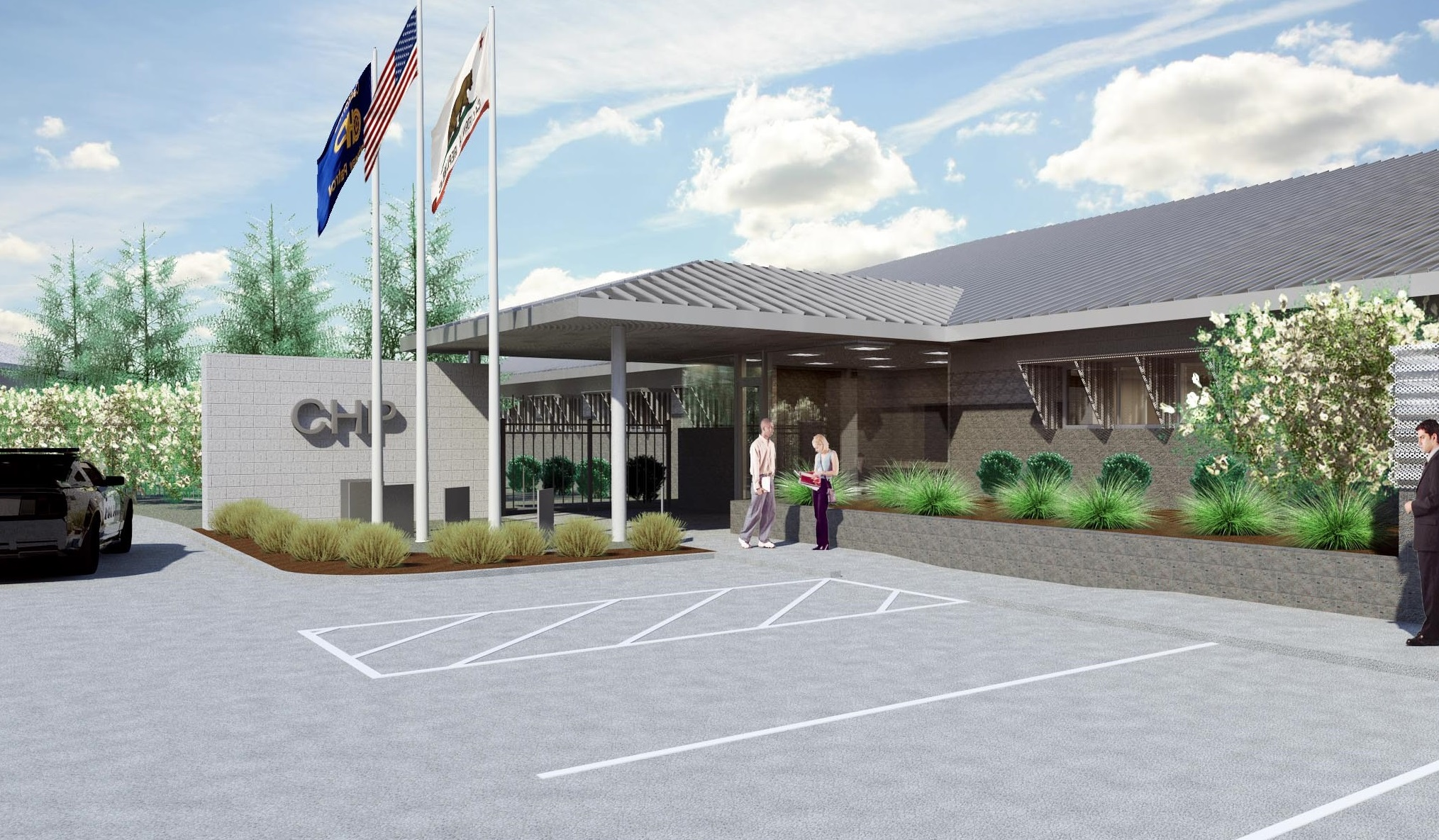 Project Status Update – DGS California Highway Patrol Replacement Facility